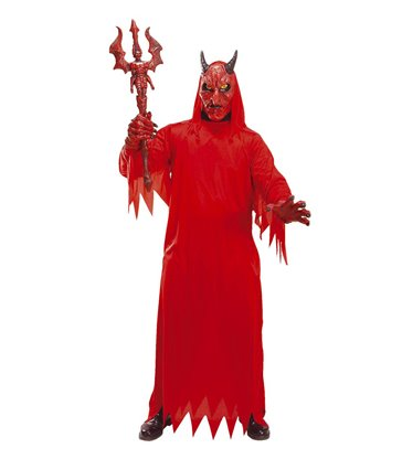 DEVIL SET W/MASK COSTUME AND HANDS