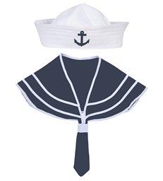 SAILOR SET (collar hat)