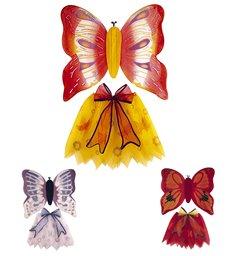 BUTTERFLY SET - CHILD SIZE (wings tutu)