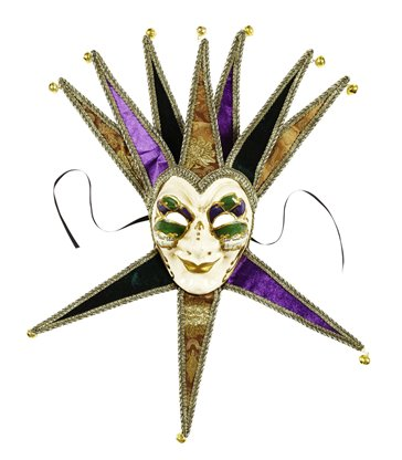 JOLLY JESTER MASK
