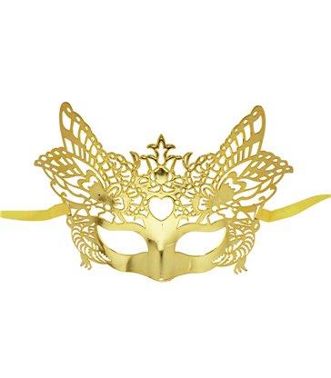 GOLD VENICE MASK