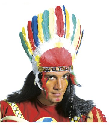 INDIAN HEADGEAR