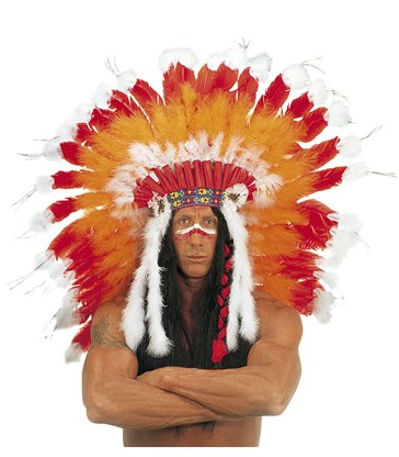 INDIAN HEADDRESS PROFESSIONAL