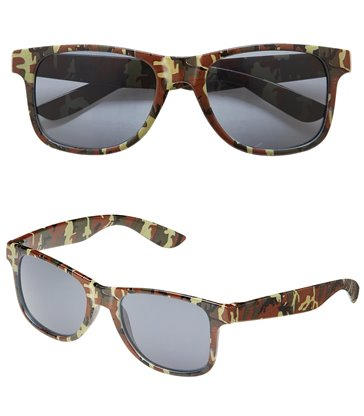 CAMOUFLAGE GLASSES