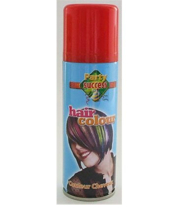 HAIRSPRAY 125ml RED