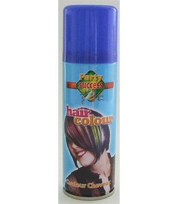 HAIRSPRAY 125ml BLUE