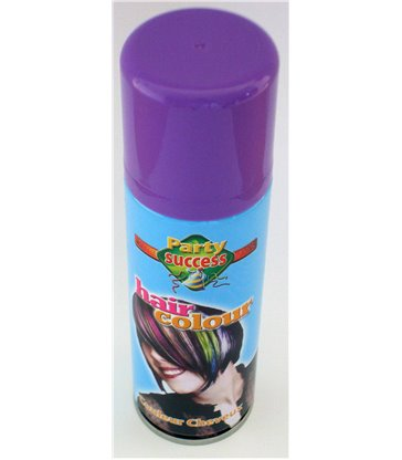 HAIRSPRAY 125ml PURPLE