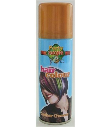 HAIRSPRAY 125ml GOLD SOLID