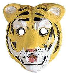 TIGER MASK PLASTIC - CHILD SIZE
