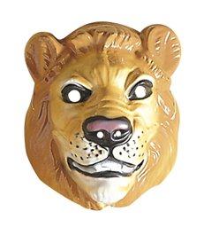 LION MASK PLASTIC