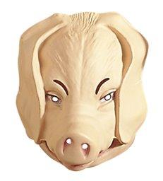PIG MASK PLASTIC