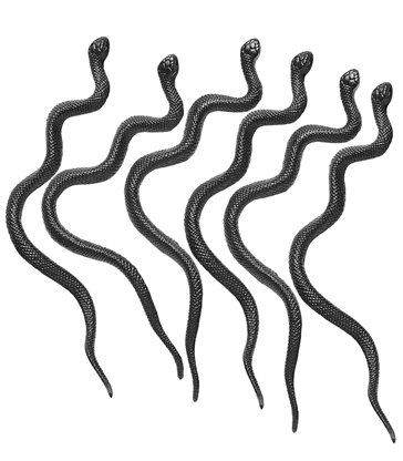 SET OF 12 SNAKES