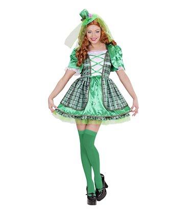 IRISH GIRL (dress jacket mini hat)