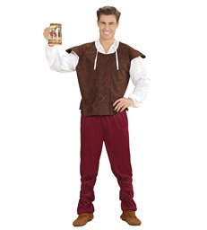 TAVERN-KEEPER (shirt with vest pants leg ties)