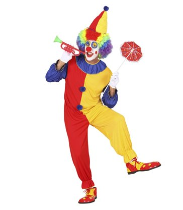 CLOWN (jumpsuit hat)