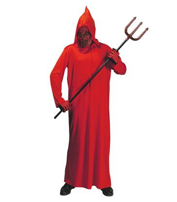 DEVIL (hooded robe mask)