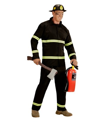 FIREFIGHTER (jacket pants helmet)