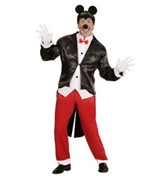 MR MOUSE (jacket shirt bow tie pants ears)