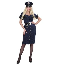 POLICE GIRL (dress belt hat)