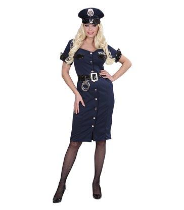 POLICE GIRL (dress belt hat)