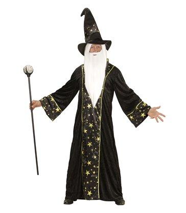 WIZARD (robe hat)