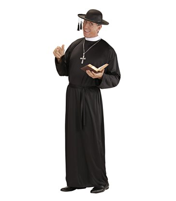 PRIEST COSTUME (robe belt)