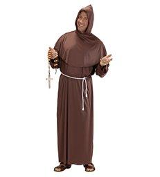 MONK COSTUME (hooded robe belt)