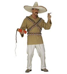 MEXICAN COSTUME (coat belts pants)