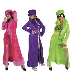 SUGAR GIRL - 3 colours (coat plush hat)