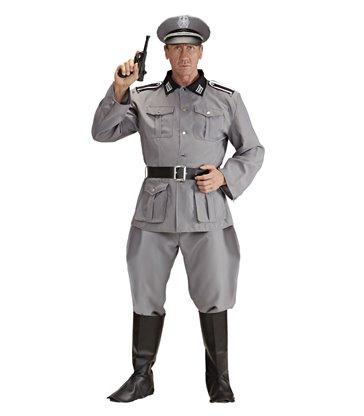 GERMAN SOLDIER (jacket pants belt bcovers hat)