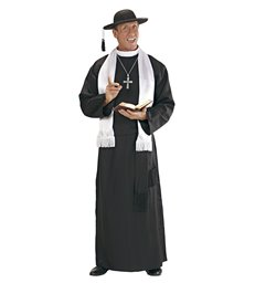 DELUXE PRIEST COSTUME (robe belt)