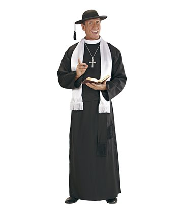 DELUXE PRIEST COSTUME (robe belt)