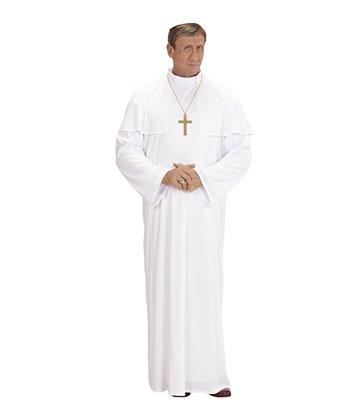 POPE COSTUME (robe tippet skullcap)