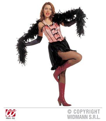 SALOON GIRL COSTUME (dress)
