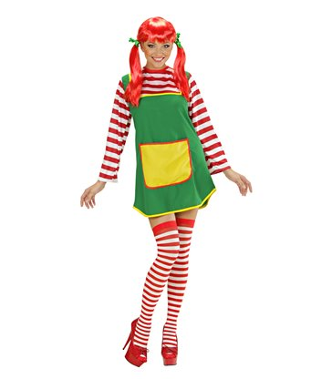 NAUGHTY GIRL COSTUME (dress)