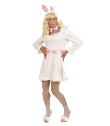 BUNNY MALE DRESS (dress belt collar w/bow tie ears)