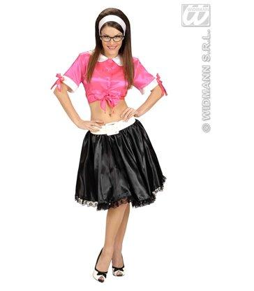 TWIST GIRL (tie top skirt)