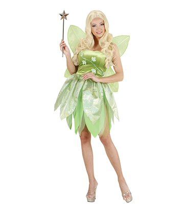 FOREST FAIRY COSTUME (dress wings)