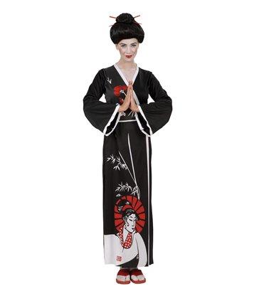 GEISHA COSTUME (kimono belt chopsticks)