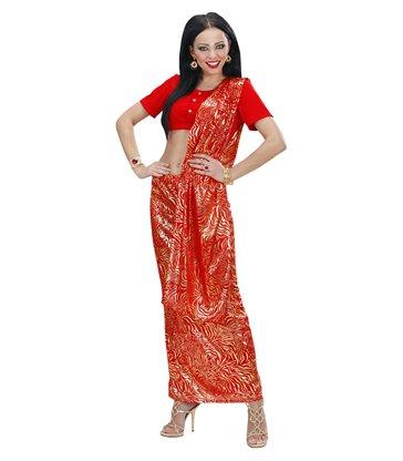 INDIAN SARI (top skirt with sash)