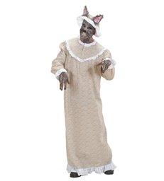 GRANDMA WOLF (dress bonnet)