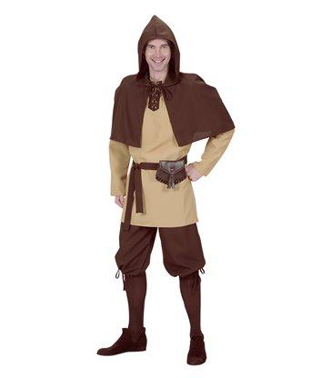 LANDSKNECHT (coat pants belt hooded capelet)