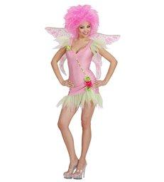 PINK FAIRY (dress wings)