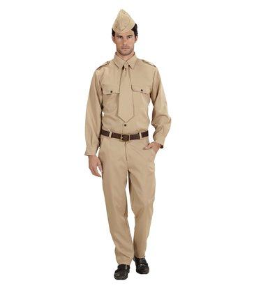 WW2 SOLDIER (shirt pants tie hat)