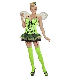 GREEN BUTTERFLY (dress wings haircomb)