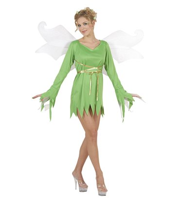 FOREST FAIRY DREAMGIRLZ COSTUME (dress wings)