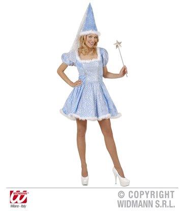 STARRY FAIRY BLUE COSTUME (dress hat)