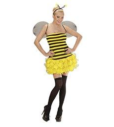 BEE GIRL (dress wings antenna)
