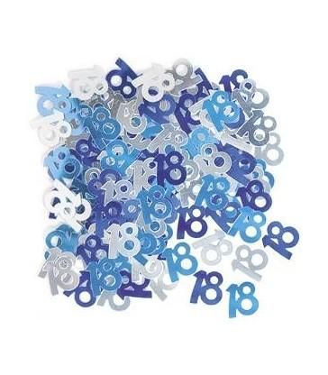BLUE GLITZ 18 CONFETTI .5OZ