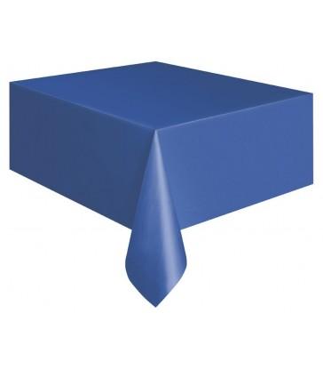 ROYAL BLUE TABLECOVER 54X108